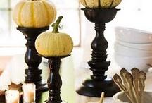 Halloween & Fall Ideas / by Tyler Deason