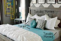 Bedroom decor / by Kristie Thor