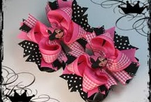 hairbows / by Lisa Murray