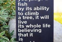 Quotes / by Trisha Schmidt