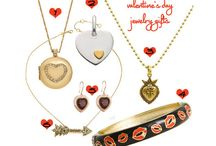 Valentine's jewelry / by Aileen Swanson