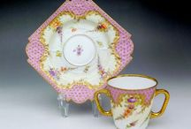 Tea Cups and china 2 / by Deborah H
