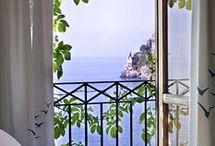 Amalfi - la dolce vita / by ClassicVacationRental.com