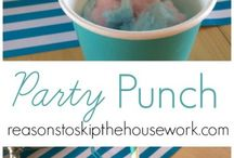 Cotton candy party / by Samantha DiViccaro