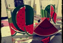 • watermelon connection <3 / in love with watermelon <3 / by Ele Bergbewohner