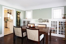Home Girl: Dining Rooms / by Michelle C