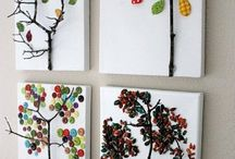 Crafting - With Nature / by Cheryl Johnson