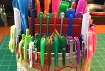 Don't Judge; I have a pen addiction! / by Megan Moore