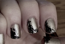 nails. / by Sara Waltenburg