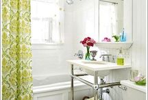 Bathroom remodel  / by Erin Miller
