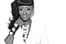 Le'Andria Johnson / by BET's Lift Every Voice