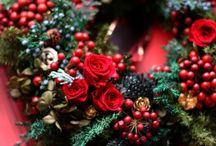 Christmas / by Taeko Watanabe