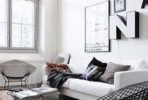 LIVING ROOM / by Michelle Kellner