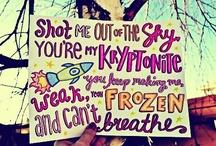 Music is the Key... / by Rylee Kiernan