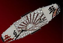 Japonesque Movement in Jewelry / by LangAntiques