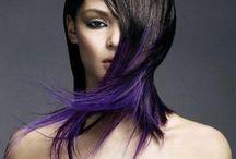 yolo! / cabelo colorido/ hair / by Mariana Melo Dos Santos