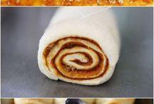Cinnamon rolls / by Camille Burrough