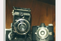 The Vintage Side / old cameras, old furniture  / by Relative Imperfection