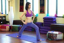 yoga / by Shannon Caldwell