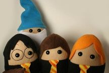 Hogwarts or bust! / by Bekah Lauren