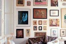 Gallery Walls / by Em Griffin