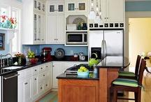 The kitchen I want!!! / by Ashley Dawn