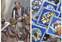 Star Wars Birthday / by Jennifer Chasse