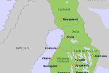 Finland*** / by cibulka cibulkova