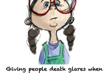 Geekiness / I'm geeky and I know it! / by Jennifer Miesbach