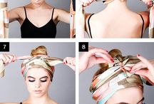 Hair How-To's / by Marie Claire