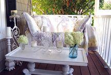 porch ideas / by Melinda Jobst