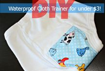 Baby - Diapering & Potty Training / by Kemberli Paes