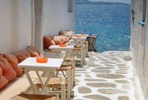 Greece / by Desserts Designed