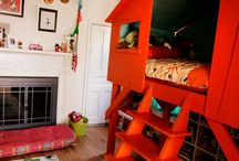 Kid's Room / by Young Urban Moms