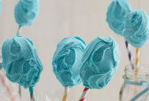 Cotton Candy Clouds / Recapture the sweet memories of cotton candy with desserts made with our frosting creations cotton candy flavor.  / by Duncan Hines
