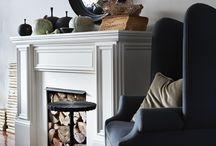 living room / by Jennifer Gragg