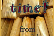 tamales! / by from maggie's farm
