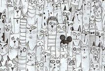 Illustration / by Alfie Frog