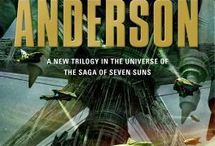 NEW Speculative Fiction: June 2014 / See what NEW and HOT Science Fiction and Fantasy titles were added to the collection this month. Want to place a title on hold? Click on the pin for a direct link to our online catalog! / by Ventress Memorial Library