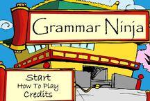 Teaching - ELA: Grammar / by Shelee Brim