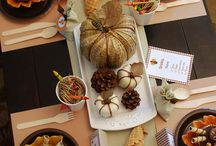 Thanksgiving / Ideas and inspiration for Thanksgiving holiday celebrations / by Life in Sketch