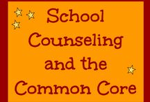 Common Core & School Counseling / by Danielle Schultz School Counselor Blog