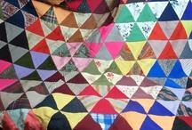 patchwork / by Line Jørgensen