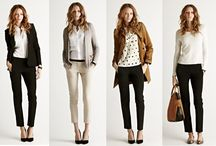 working girl style / by what would a nerd wear