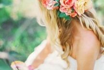 Bohemian Shoot Inspiration / by Jenna Leigh