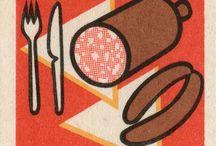 Retro food / by Sara Smedley