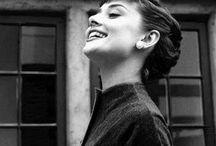 A U D R E Y / i want to be her / by Corinne Elizabeth