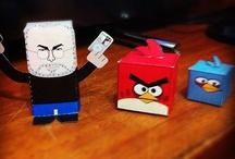 Paper Toys / by Kadu Fernandiz