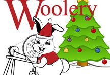 2013 Fiber Toys / It's Toy Season! All the details of our celebration are here: http://www.woolery.com/store/pc/12-Fiber-Toys-of-Christmas-c600.htm / by The Woolery