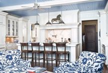 family rooms / by Carolyn Schilling